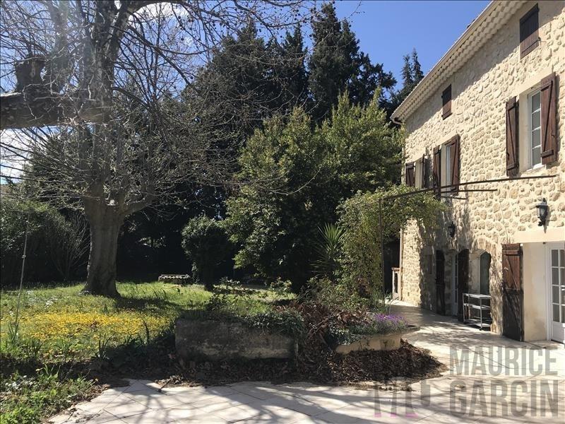 Vente maison / villa Monteux 330000€ - Photo 2