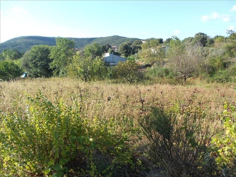 Vente terrain Le bosc 129000€ - Photo 2