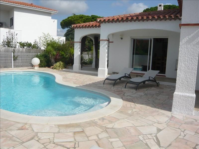 Vente maison / villa Villeneuve de la raho 466000€ - Photo 1
