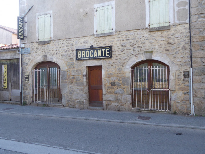 Location boutique Joyeuse 458€ CC - Photo 1