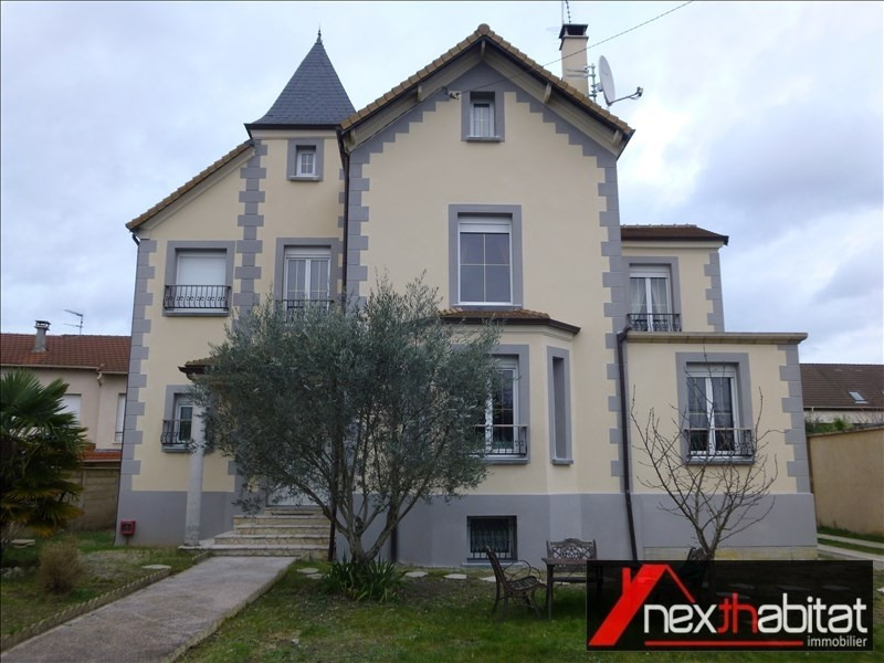 Vente de prestige maison / villa Livry gargan 456000€ - Photo 1