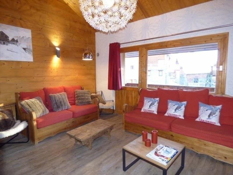 Deluxe sale house / villa Meribel 1473000€ - Picture 2
