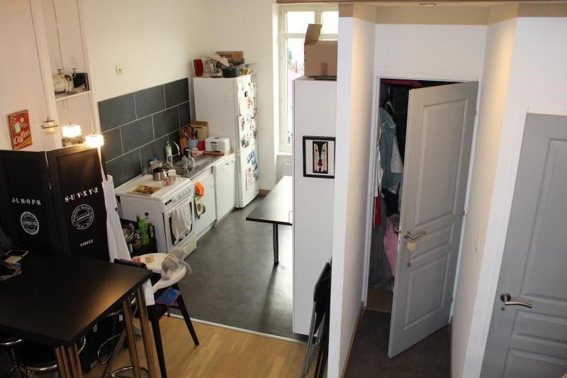 Vend Grange Blanche T3 duplex + garage