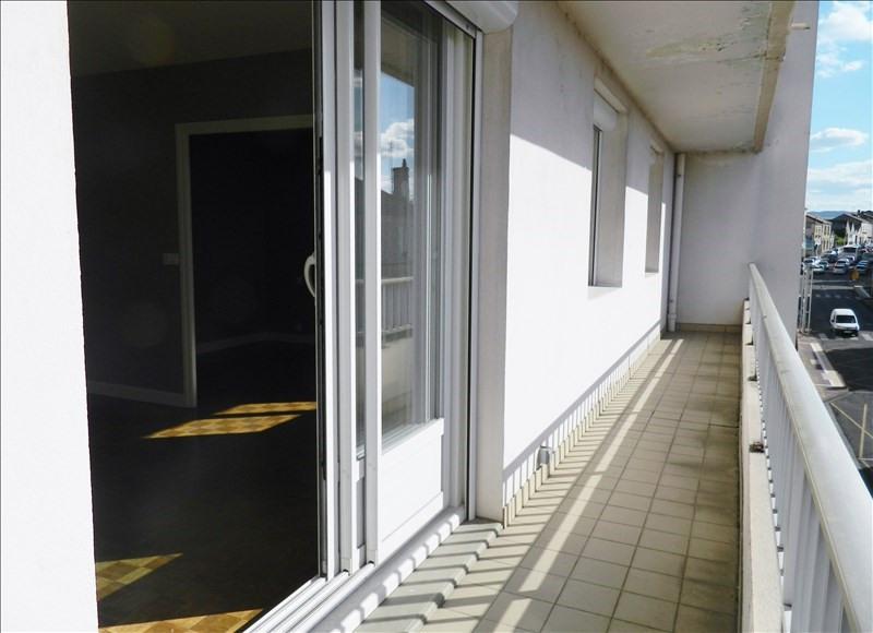 Vente appartement Roanne 79990€ - Photo 1