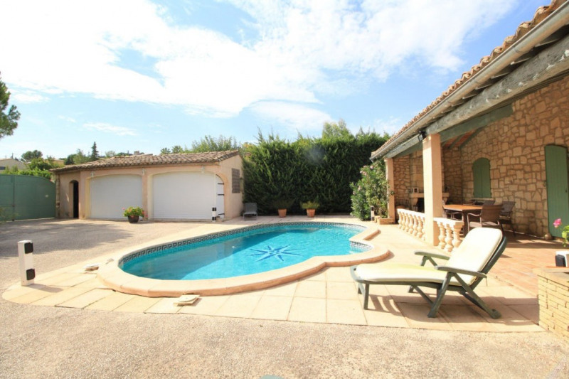 Vente maison / villa Montfrin 337000€ - Photo 13