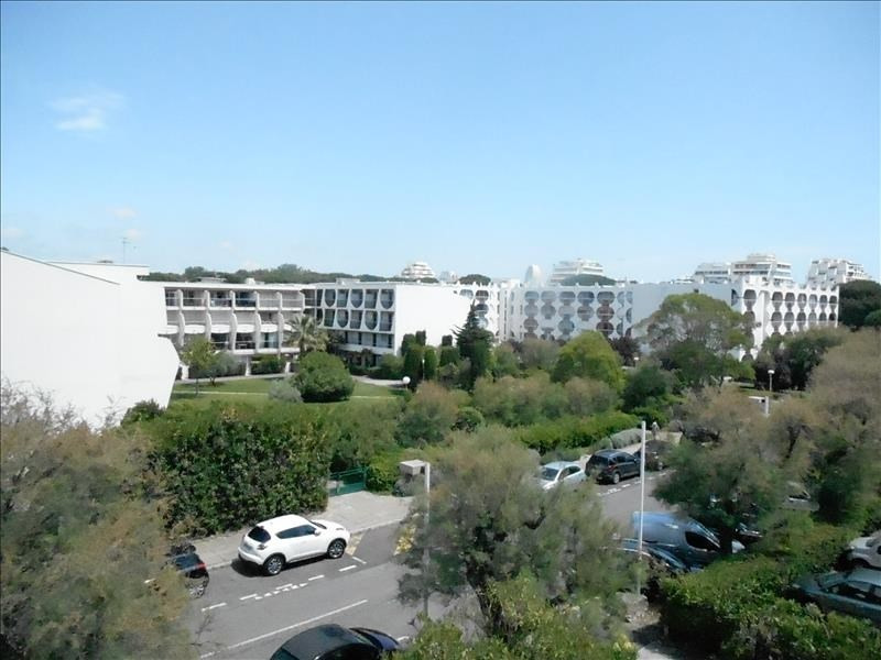 Verkoop  appartement La grande-motte 80000€ - Foto 1