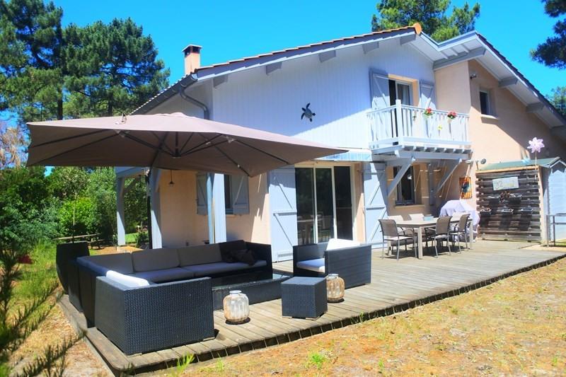 Vermietung von ferienwohnung haus Lacanau ocean 565€ - Fotografie 1