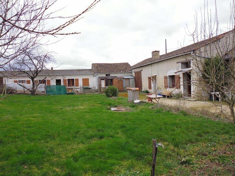 Vente maison / villa Poitiers 199900€ -  1