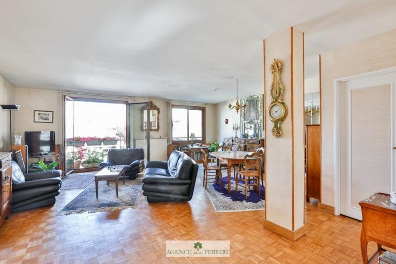 Sale apartment Paris 17ème 720000€ - Picture 2