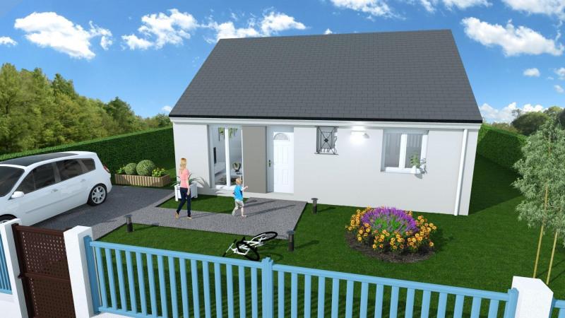 Maison  3 pièces + Terrain 502 m² Garnay par SARL RESIDENCES DE LA VALLEE DE L'EURE RVE
