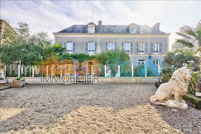 Revenda residencial de prestígio casa Amfreville 647500€ - Fotografia 1