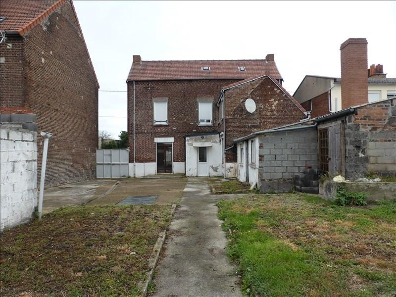 Vente maison / villa Cambrin 156000€ - Photo 1