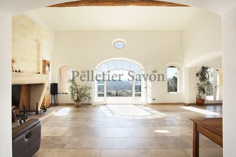 Verkoop van prestige  huis Le tholonet 1490000€ - Foto 3