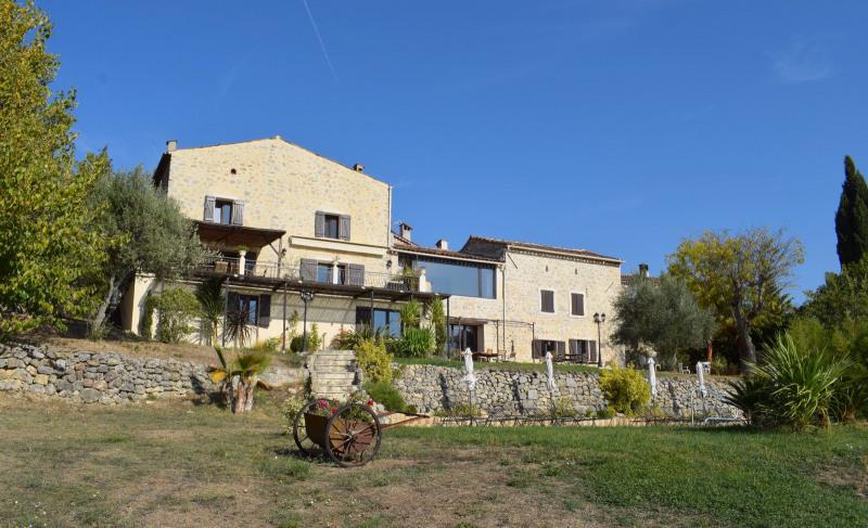Revenda residencial de prestígio casa Fayence 1590000€ - Fotografia 6