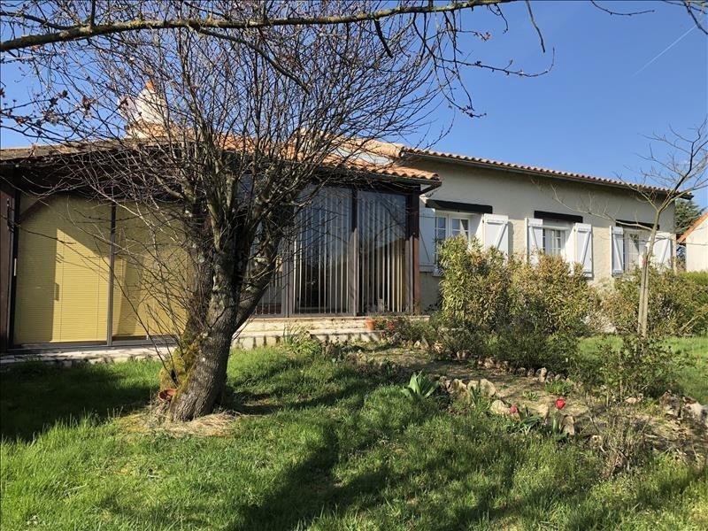 Vente maison / villa Fontaine le comte 186000€ - Photo 1