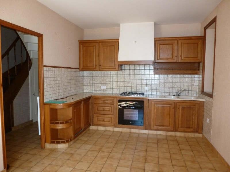 Location maison / villa Bonneuil matours 433€ CC - Photo 2