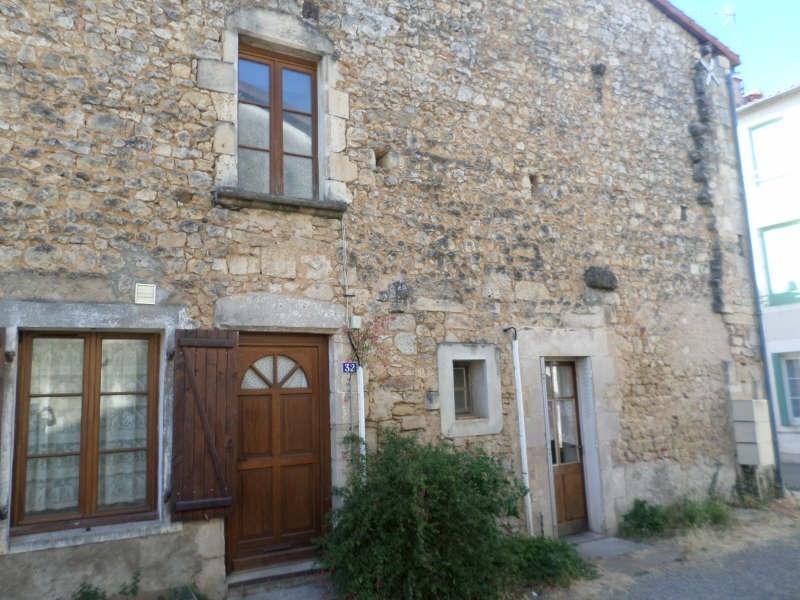 Produit d'investissement immeuble Lussac les chateaux 131000€ - Photo 5