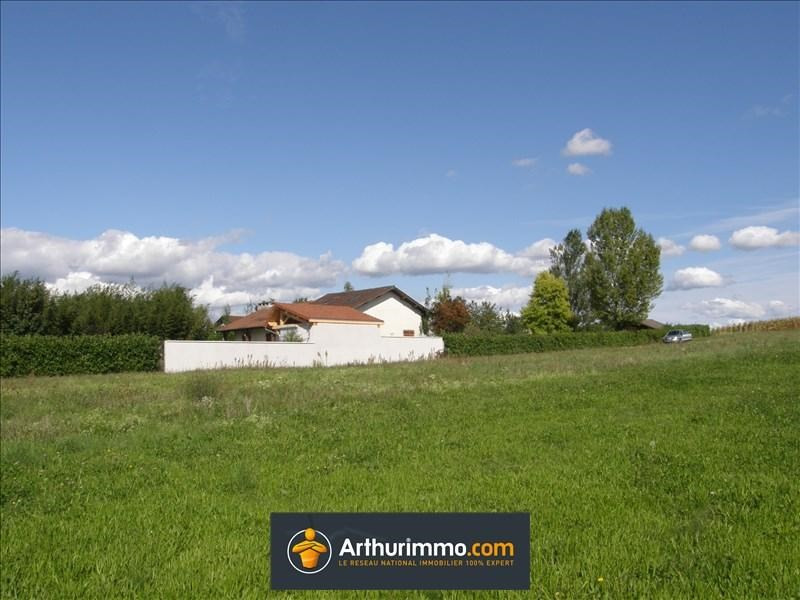 Vente terrain Morestel 81 000€ - Photo 6
