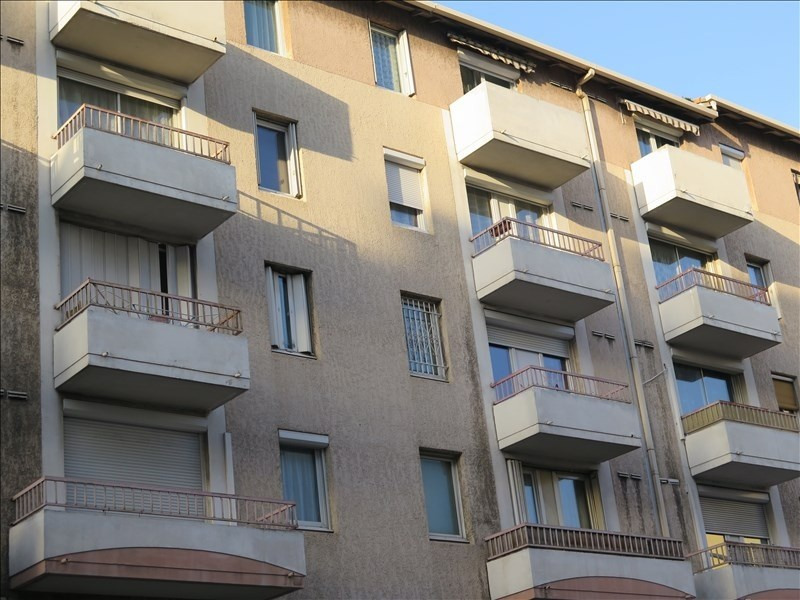 Vente appartement Toulon 100 000€ - Photo 1