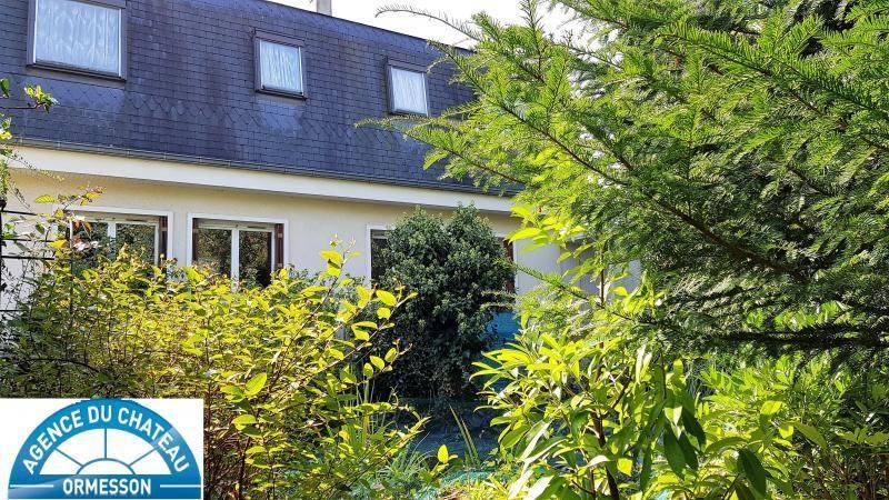 Vente maison / villa Le plessis trevise 495000€ - Photo 1