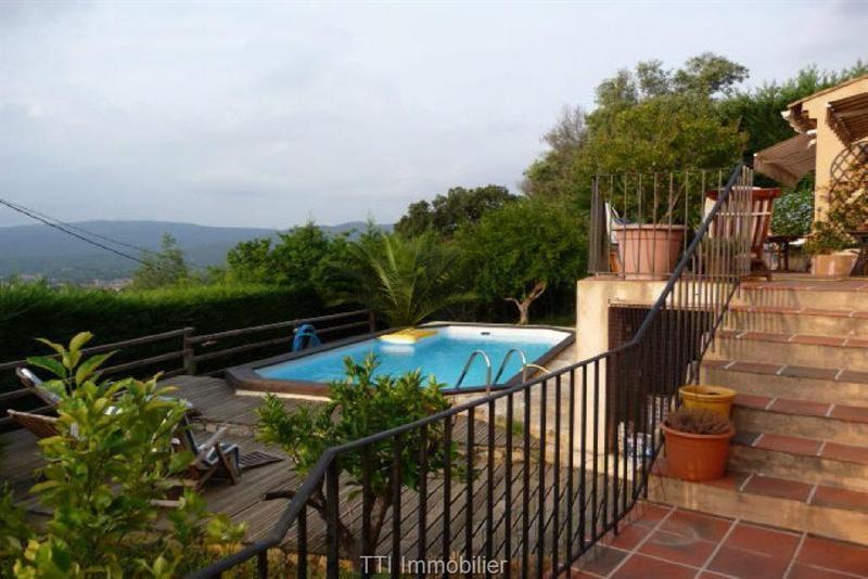 Sale house / villa Plan de la tour 679000€ - Picture 1