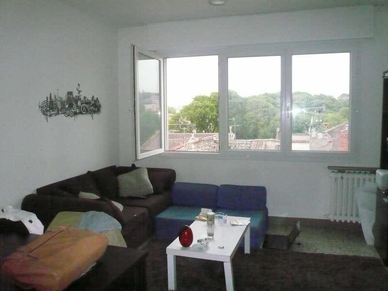 Sale apartment Nimes 102600€ - Picture 1