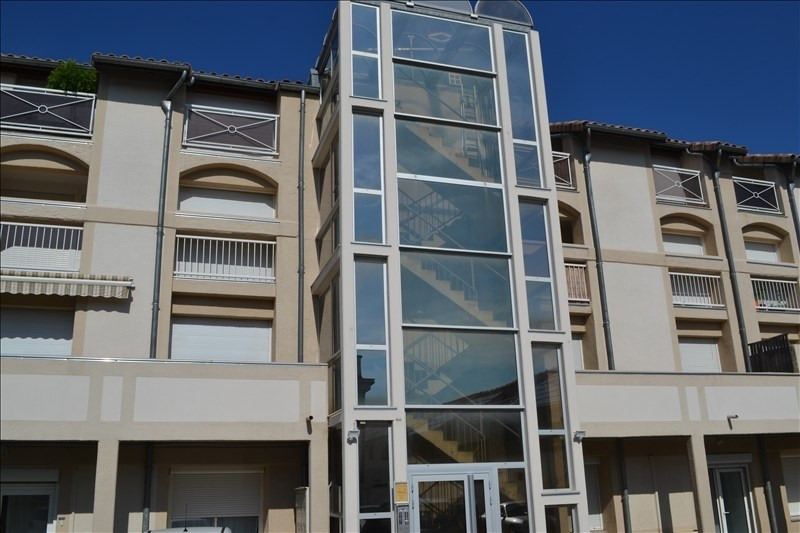 Sale apartment Montelimar 81 000€ - Picture 1