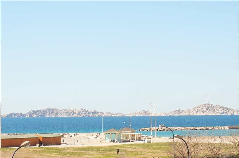 Verkoop  appartement Marseille 8ème 439000€ - Foto 1