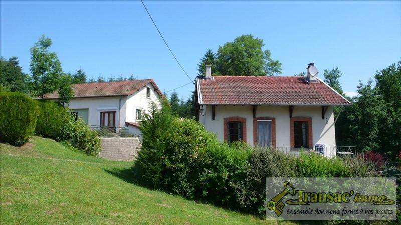 Sale house / villa Augerolles 128 400€ - Picture 2