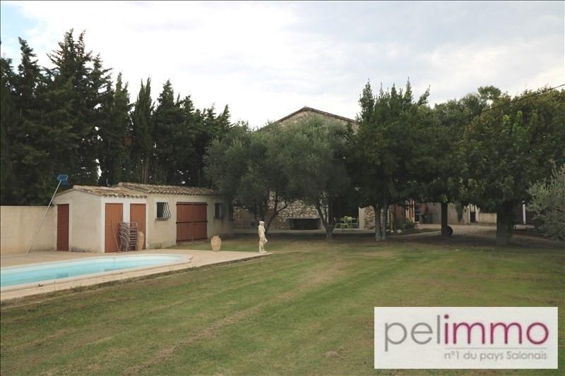 Vente maison / villa Senas 520000€ - Photo 1