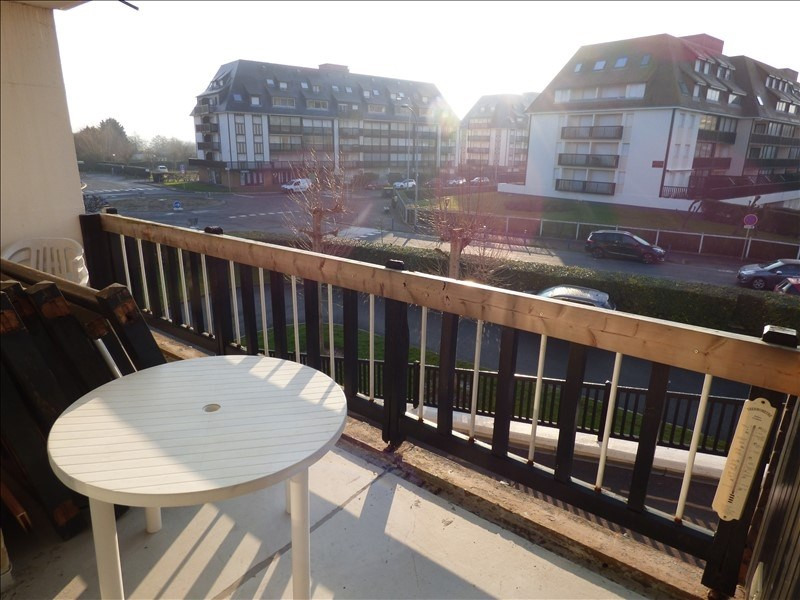 Verkoop  appartement Villers sur mer 205000€ - Foto 4