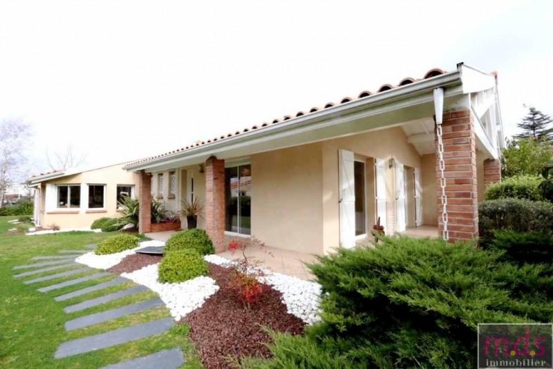 Deluxe sale house / villa Balma 749000€ - Picture 1