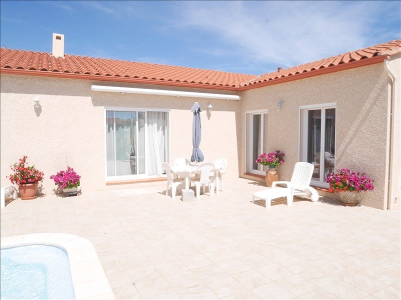 Revenda casa St hippolyte 359000€ - Fotografia 5