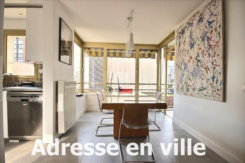 Revenda apartamento Levallois perret 460000€ - Fotografia 2