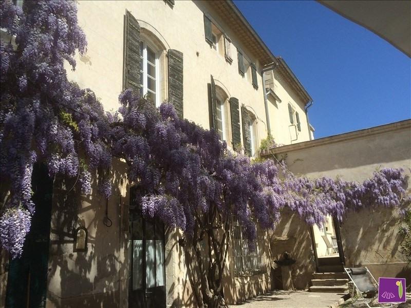 Vente de prestige maison / villa Goudargues 1595000€ - Photo 2