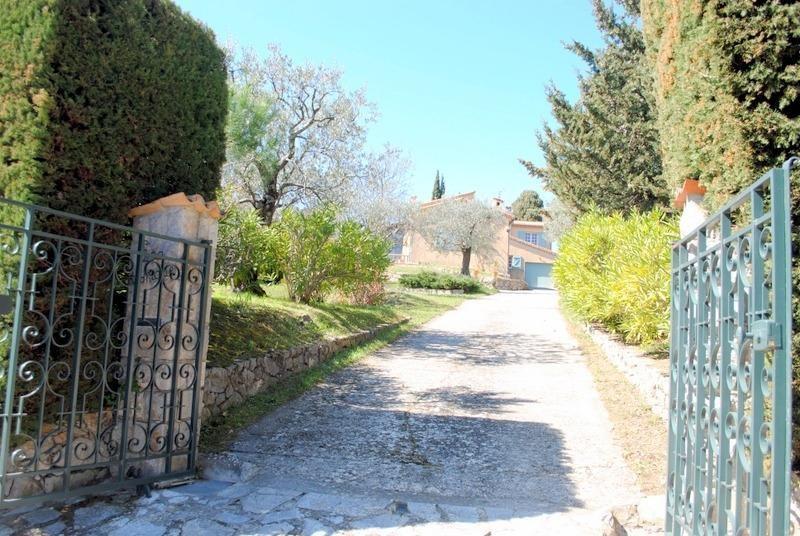 Vente maison / villa Fayence 590000€ - Photo 2