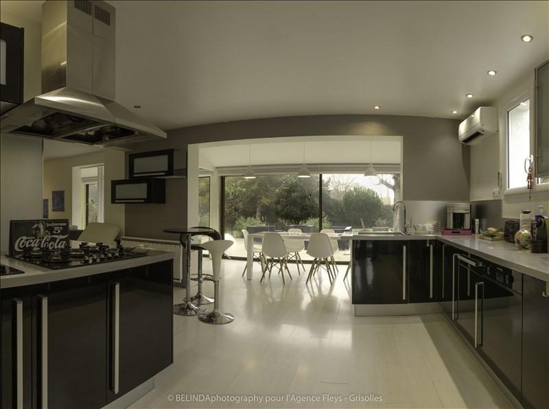 Sale house / villa Bessens 364000€ - Picture 4