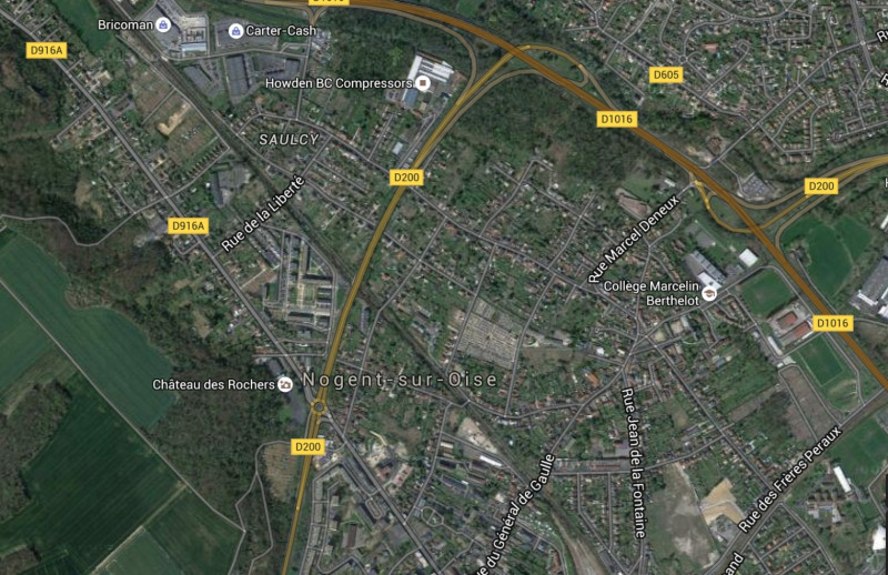 Location Local commercial Nogent-sur-Oise 0