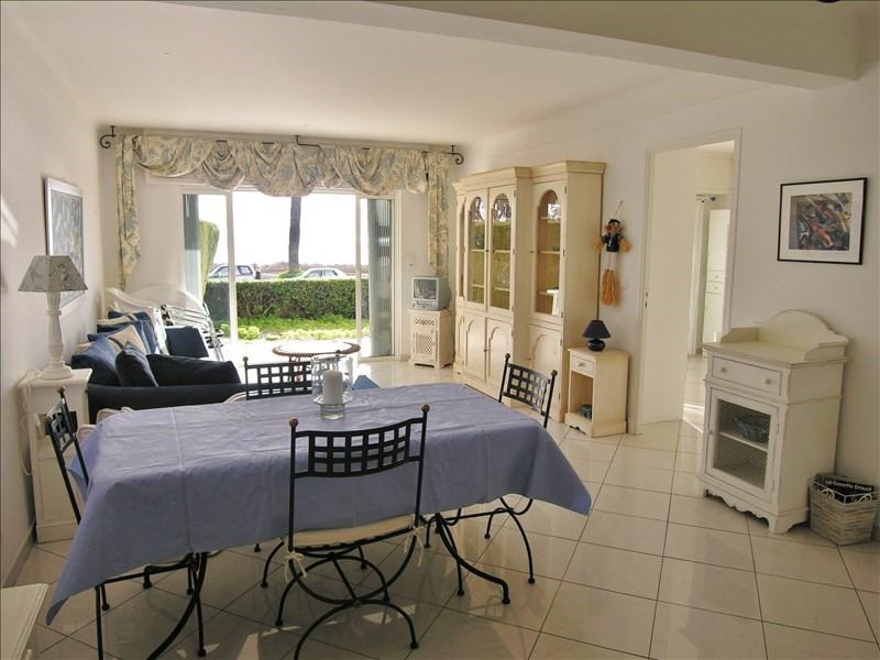 Vente appartement Le golfe juan 420000€ - Photo 2