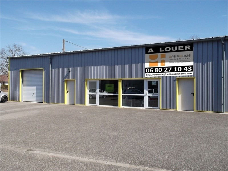 Location Local commercial Oberhoffen-sur-Moder 0