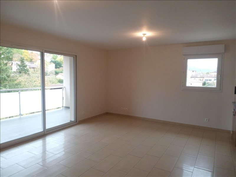 Vente appartement Amberieu en bugey 155 000€ - Photo 1