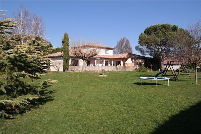 Sale house / villa Grisolles 318 000€ - Picture 1