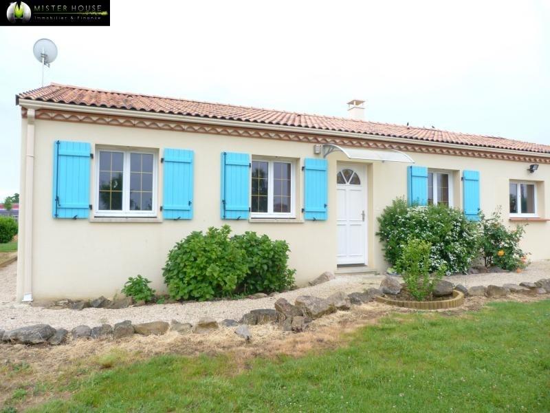Vendita casa Escatalens 198500€ - Fotografia 1