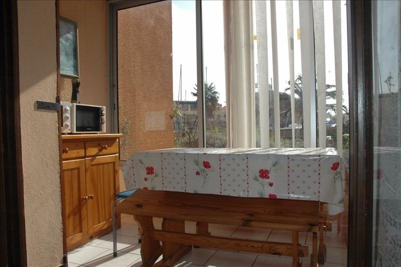 Vente appartement Port leucate 56000€ - Photo 1