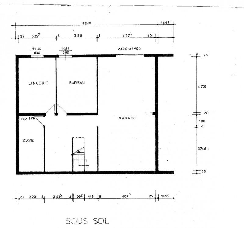 Sale house / villa Montlignon 560000€ - Picture 5
