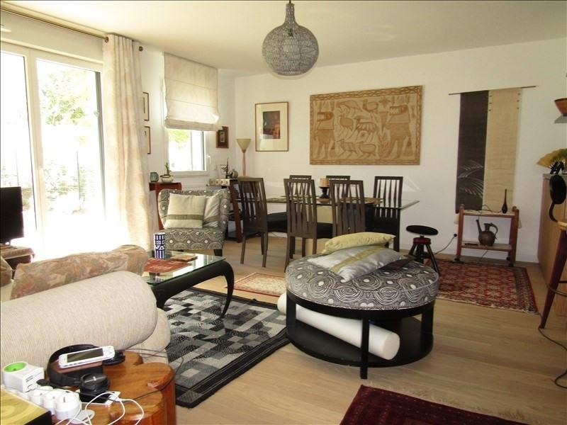Vente de prestige appartement Maisons-laffitte 621600€ - Photo 2