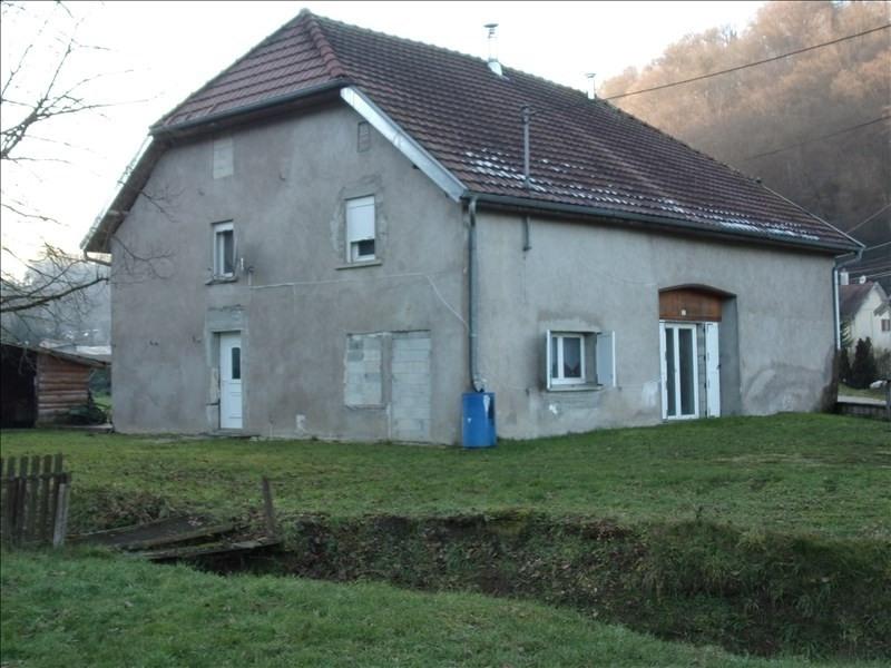 Vente maison villa 6 pi ce s l isle sur le doubs for Vente maison doubs