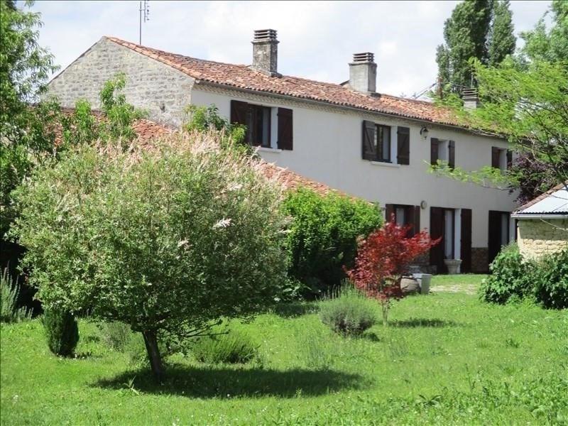 Sale house / villa Blanzay sur boutonne 159750€ - Picture 1