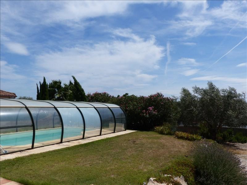 Sale house / villa Maraussan 398000€ - Picture 2