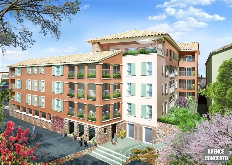 Vente appartement Roquebrune sur argens 141092€ - Photo 2
